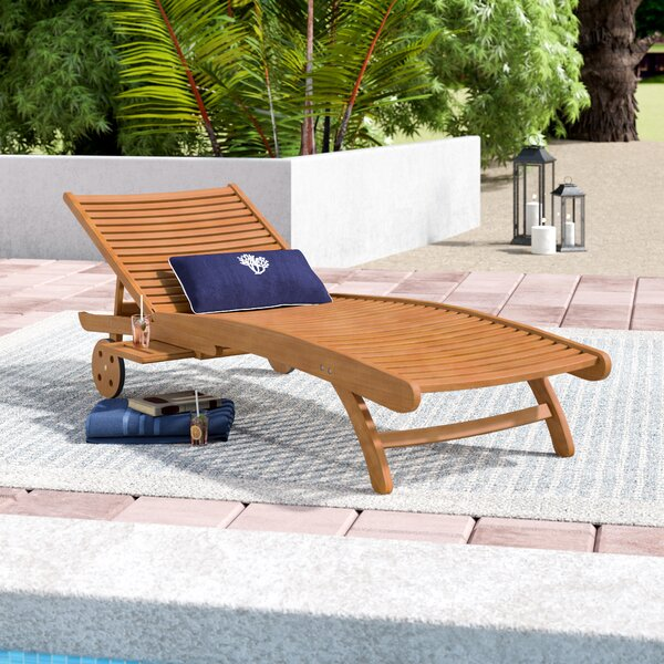 Rothstein Reclining Chaise Lounge