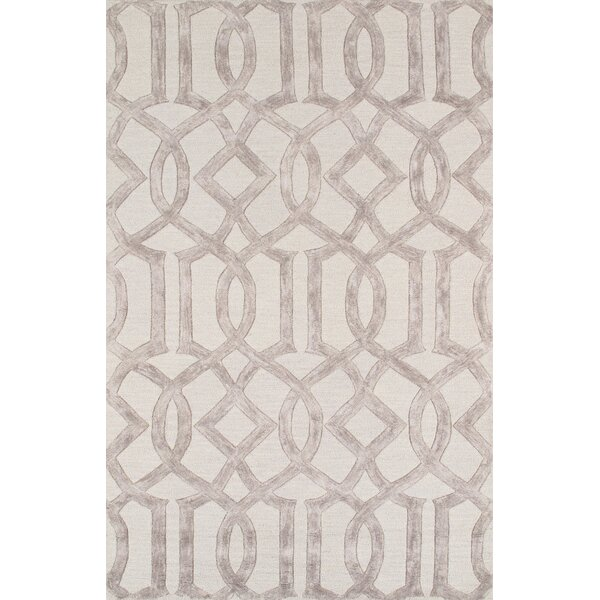 Venice Hand Tufted Transitional Beige Area Rug by Pasargad