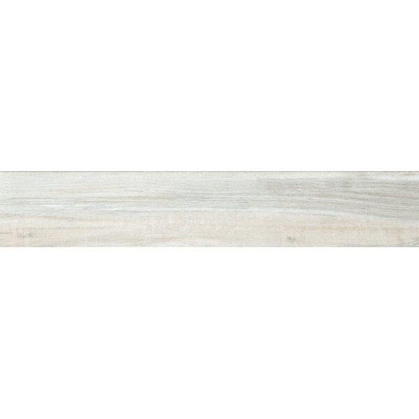 Pocono 6 x 24 Porcelain Wood Look/Field Tile in Smoke by Emser Tile