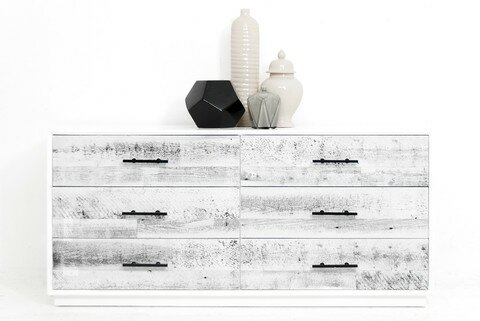 Cody 6 Drawer Double Dresser by ModShop