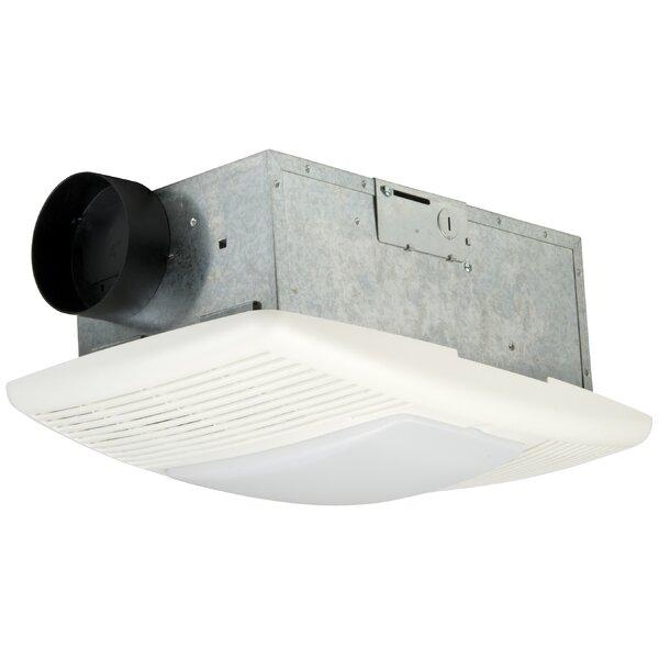 Premium Builder Bath Exhaust Fan and Heat Vent - 70 CFM by Craftmade