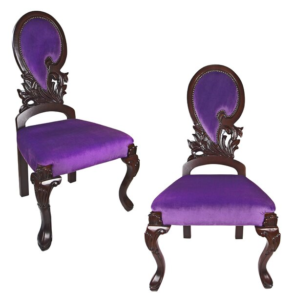 Couture Side Chair (Set Of 2) By Design Toscano #2