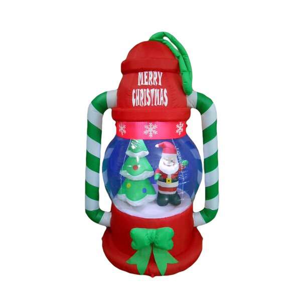 Christmas Lantern Christmas Decoration by BZB Good