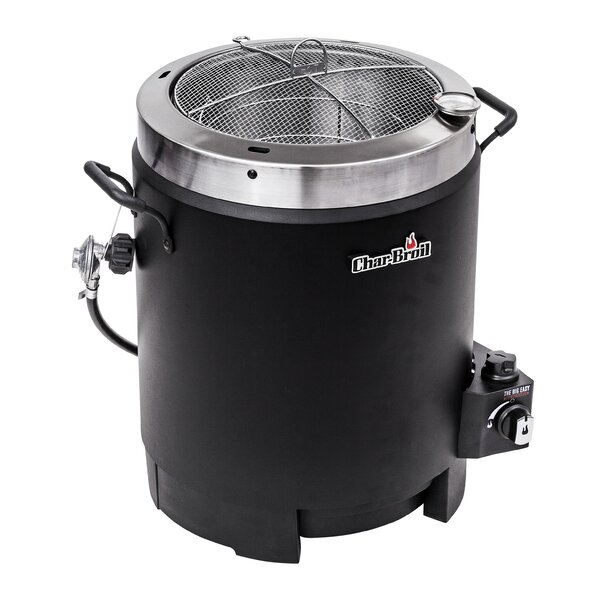 The Big Easy Oil Less Propane Turkey Fryer by Char-Broil