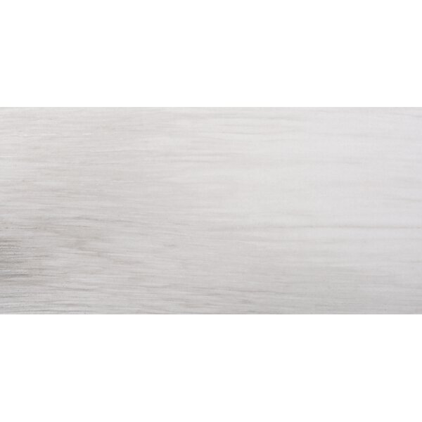 Latitude 12 x 24 Porcelain Field Tile in Ivory by Emser Tile