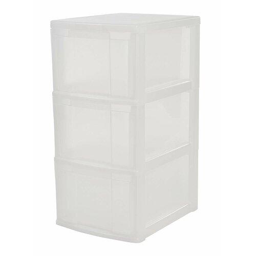 3 Drawer Filing Cabinet IRIS