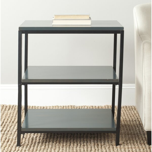 Imperial Beach Etagere Bookcase by Trent Austin Design