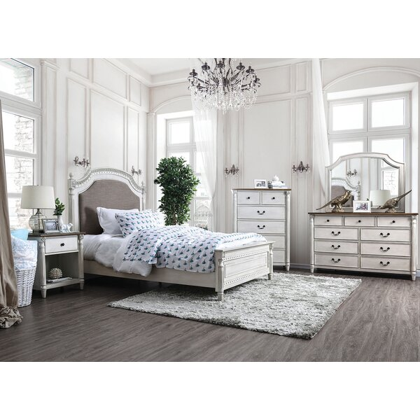 Chatterton Standard Configurable Bedroom Set by Rosdorf Park