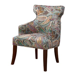 Charmant Medders Notch Wingback Chair