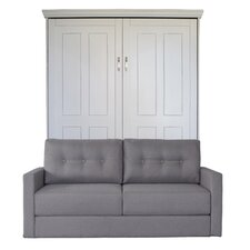 Sunset Dune Queen Upholstered Murphy Bed by Longshore Tides