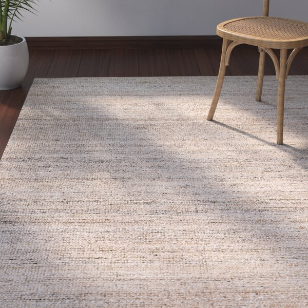 Ardenwood Hand-Woven Gray/Ivory Area Rug by Bay Isle Home