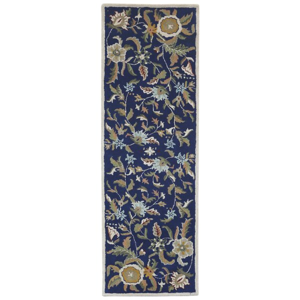 Traditions Hand-Tufted Blue Area Rug by St. Croix