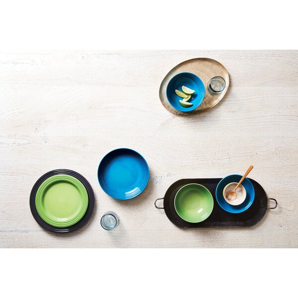 Dinner Plate (Set of 4) by Le Creuset