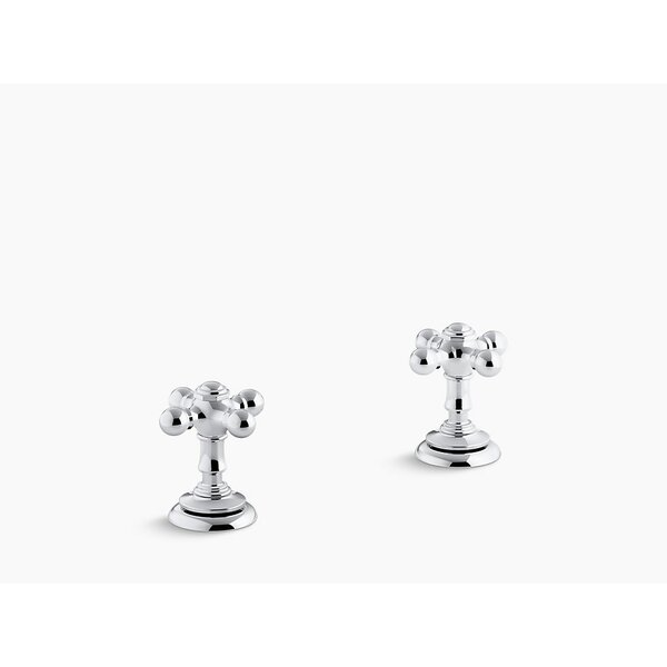 Artifacts® Bathroom Sink Cross Handles by Kohler