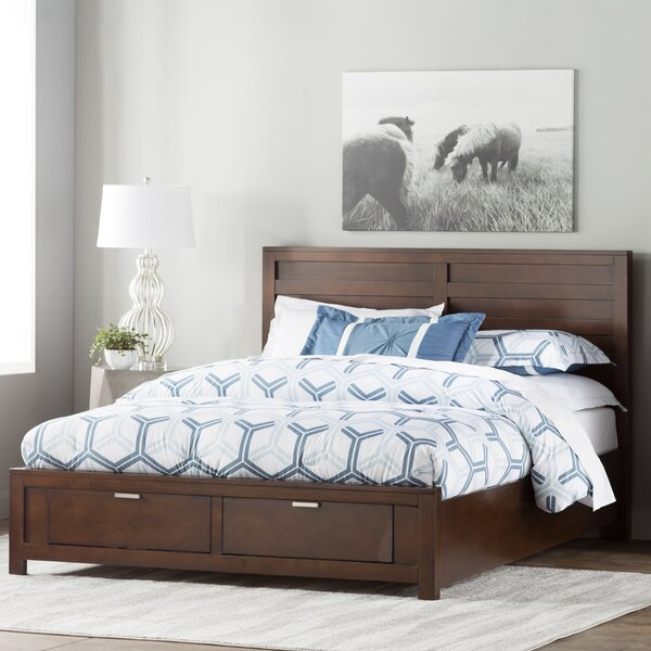 Emmitt Platform Bed by Ivy Bronx