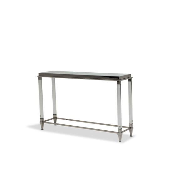 State St. Console Table By Michael Amini