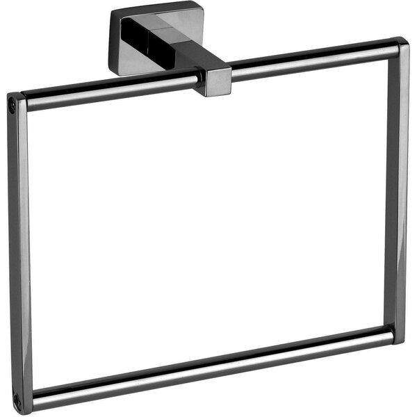 Square Towel Ring by AGM Home Store