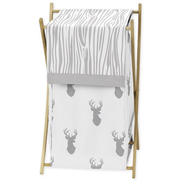 Stag Laundry Hamper by Sweet Jojo Designs