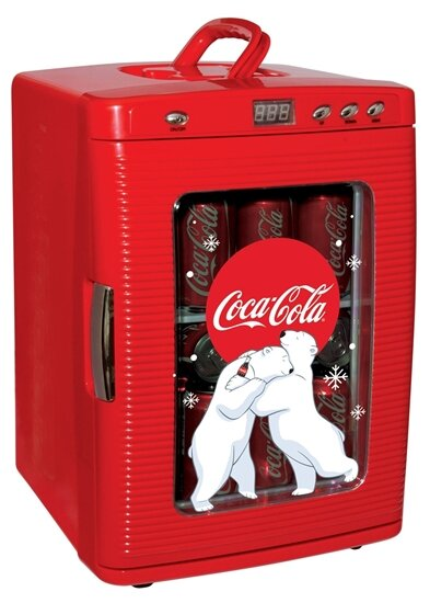 Coca Cola Beverage Center by Koolatron