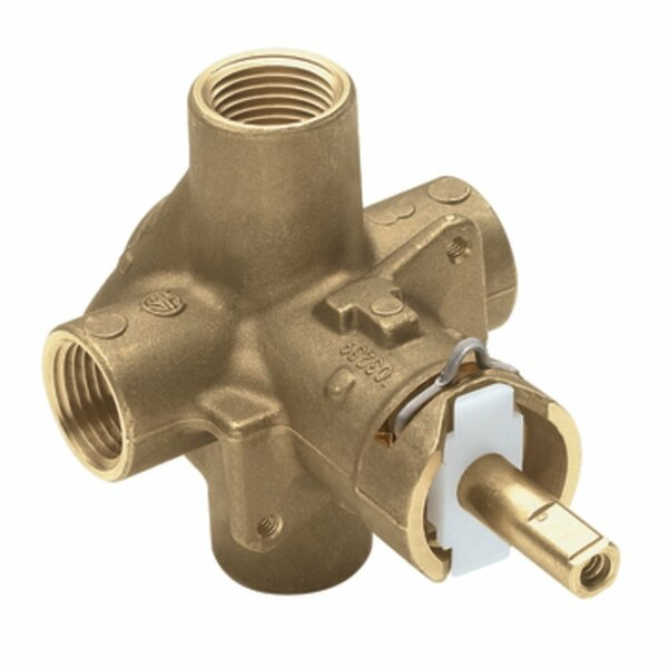 M-Pact Posi-Temp IPS Connection Pressure Balancing Valve by Moen