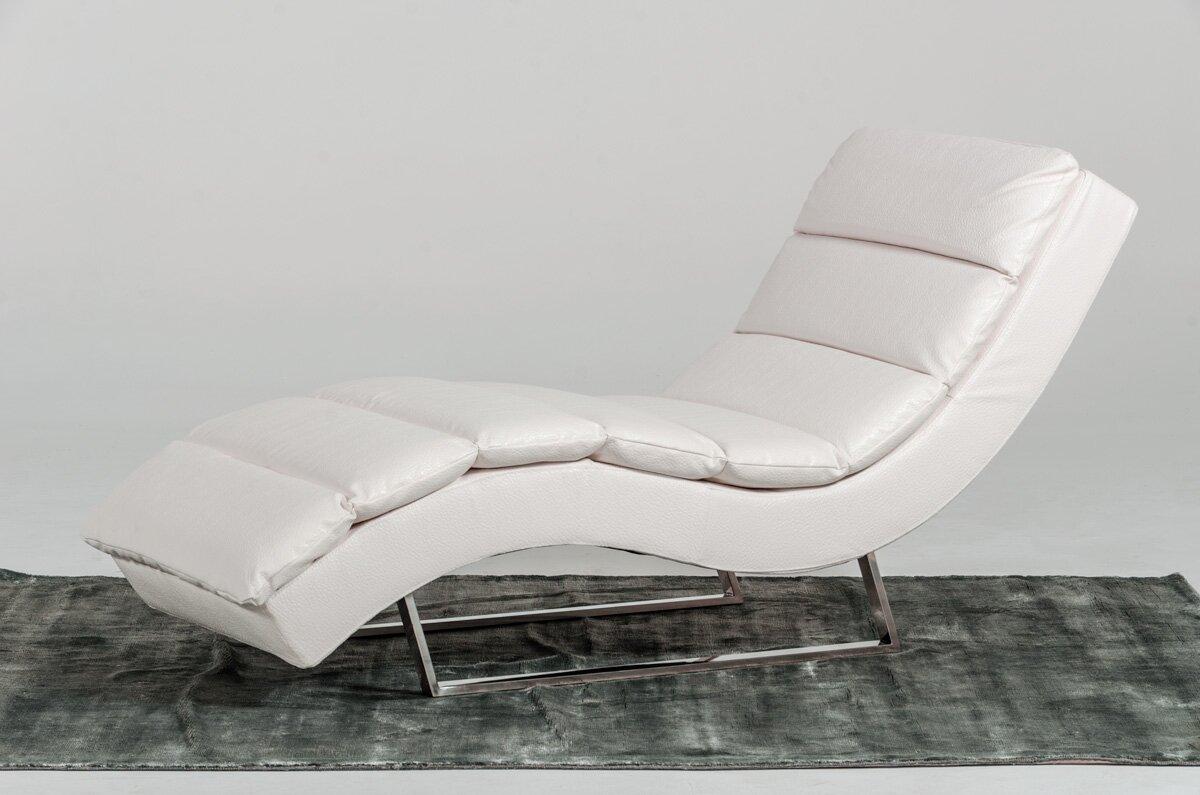 coalpit heath leather chaise lounge