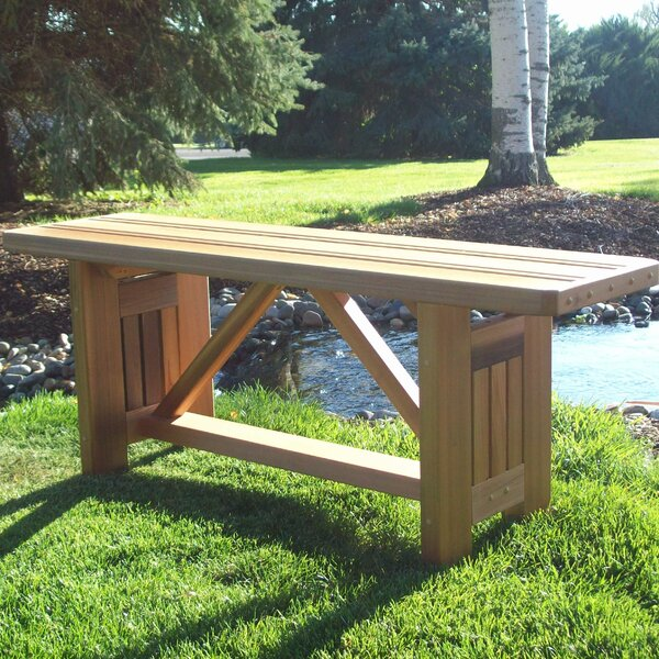 Cabbage Hill Picnic Bench by Wood Country