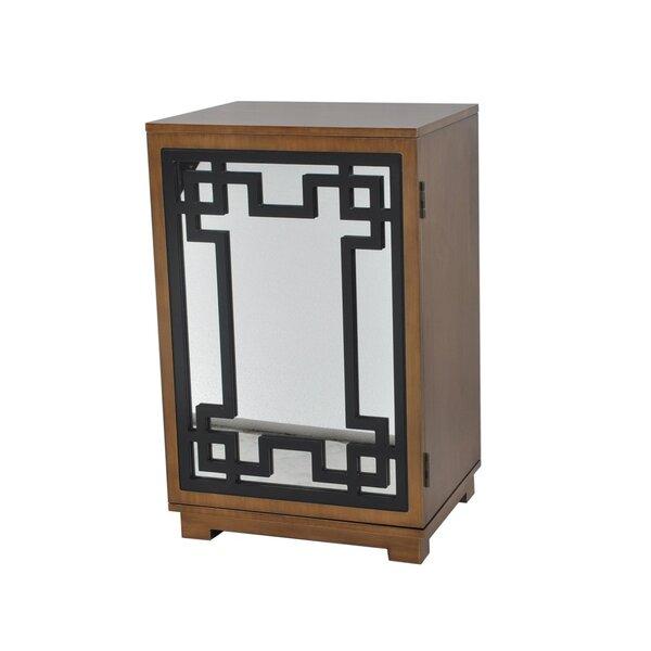 1 Door Accent cabinet by Lamps Per Se