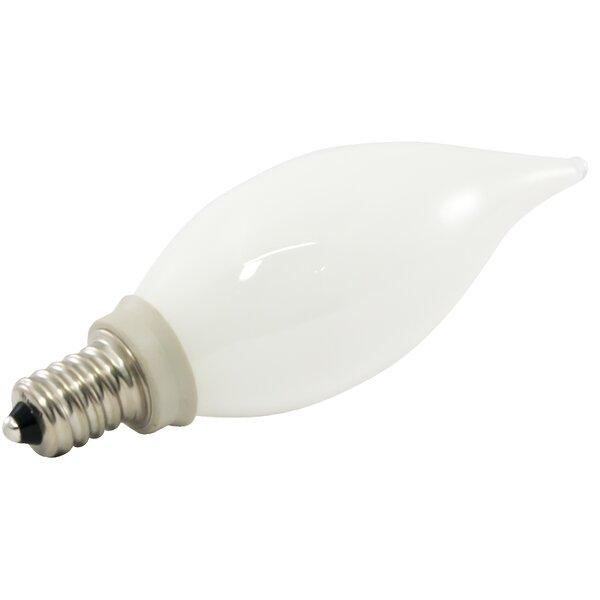 Frosted E12/Candelabra LED Light Bulb (Set of 25) by American Lighting LLC