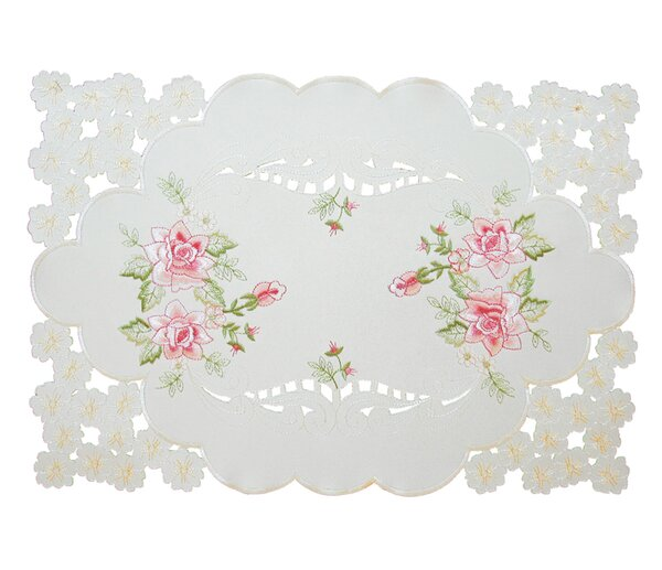 Bloom Placemat (Set of 4) by Xia Home Fashions