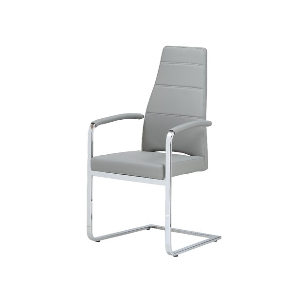 Ville Dining Arm Chair (Set of 2) by Whiteline Imports