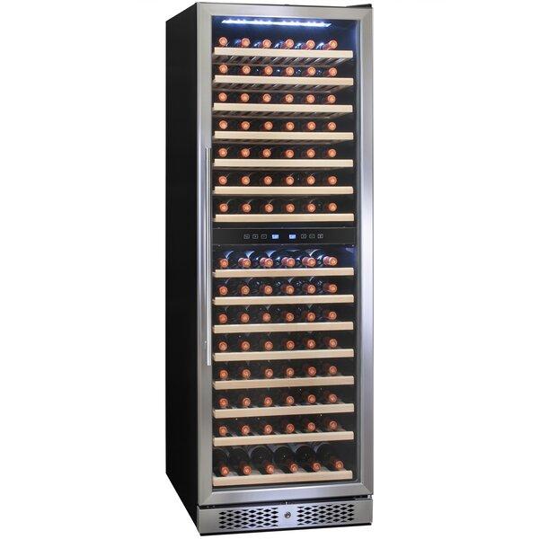 160 Bottle Dual Zone Built-In Wine Cellar by AKDY