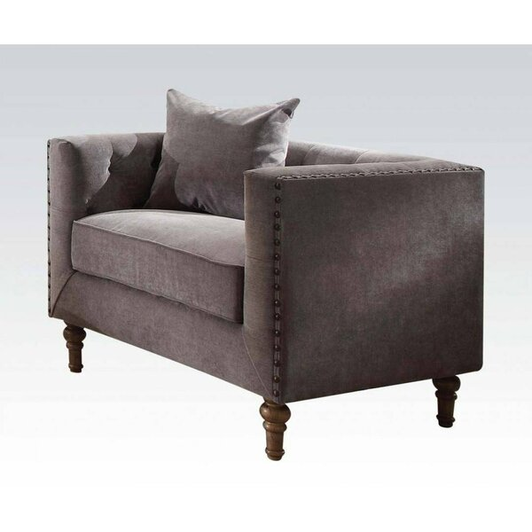 Fawke Armchair by Bungalow Rose