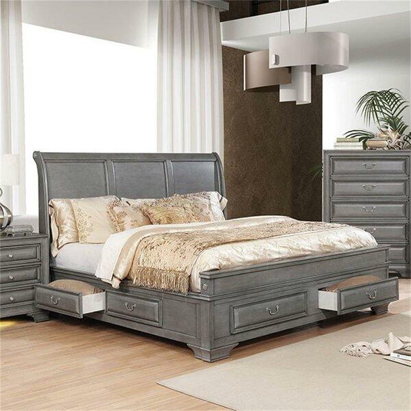 Heywood Storage Platform Bed by Canora Grey