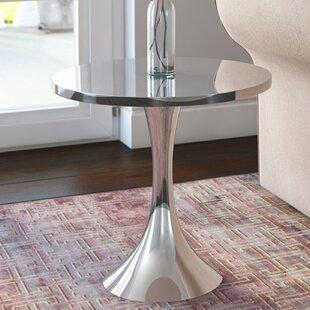 Savings Patton End Table ByWilla Arlo Interiors