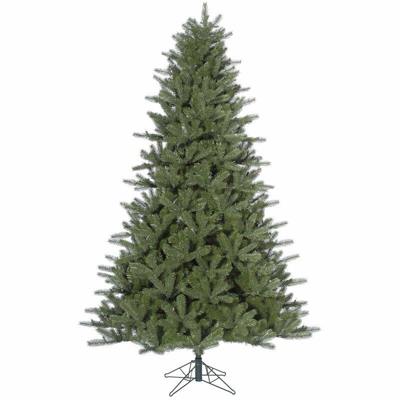 Kennedy Fir Christmas Tree: The Holiday Aisle Kennedy 5.5' Fir Christmas Tree