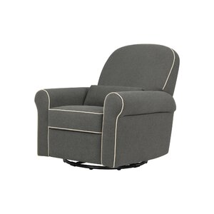 Ruby Reclining Swivel Glider