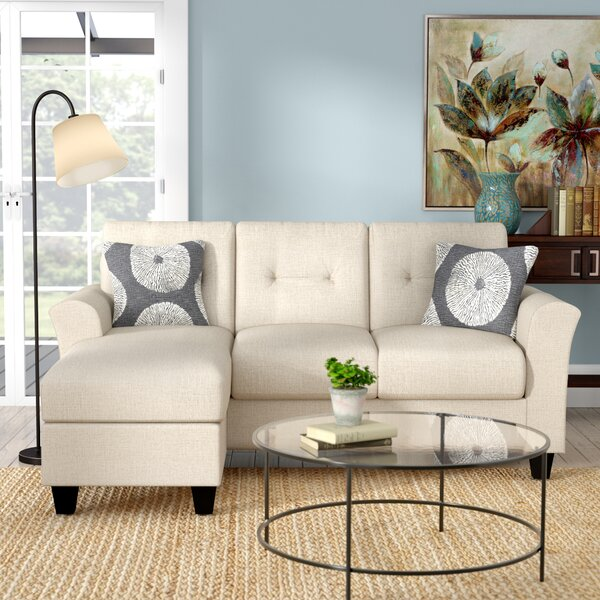 Desales Reversible Sectional by Andover Mills