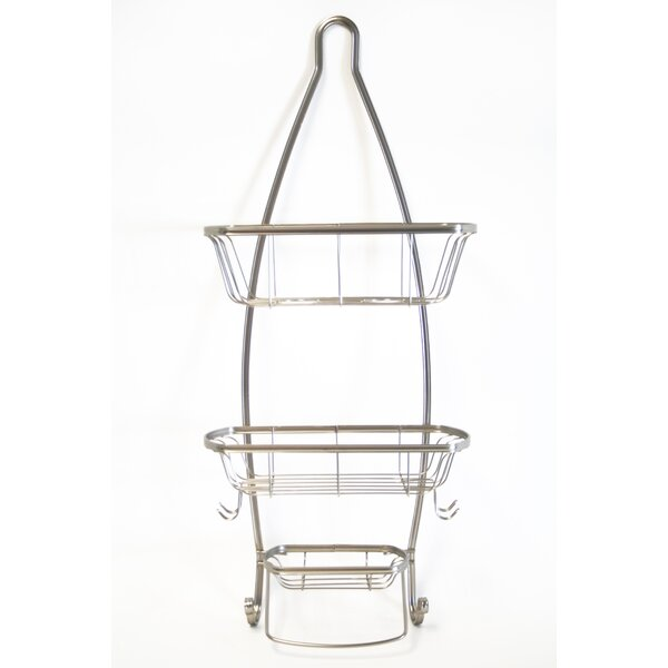 Talia Shower Caddy by Rebrilliant