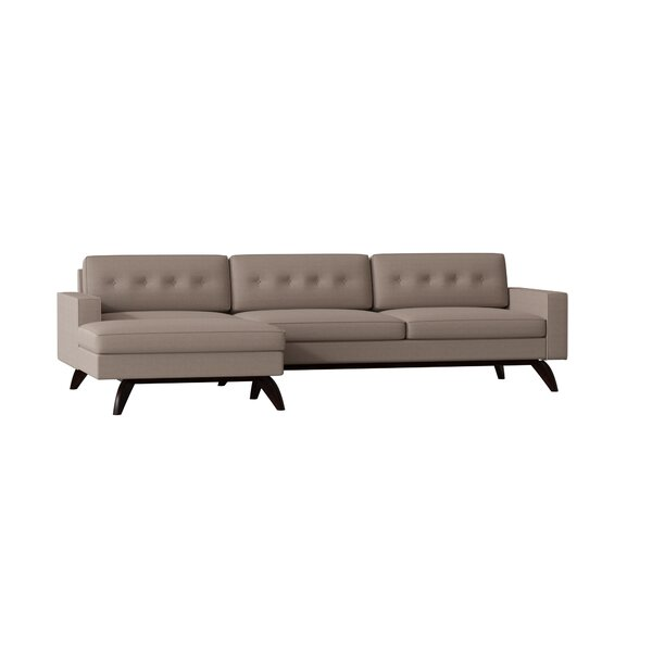 Shop The Complete Collection Of Luna Sectional by TrueModern by TrueModern