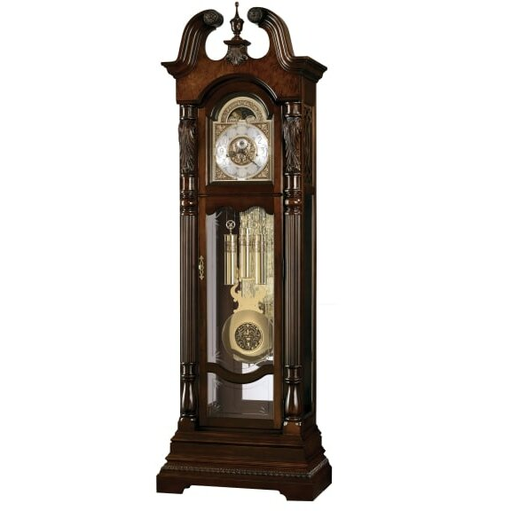 Lindsey Ambassador 93 Grandfather Clock by Howard Miller®