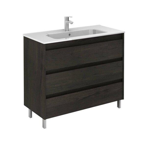 Gravette 40'' Single Bathroom Vanity Set