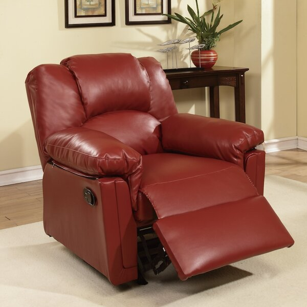 Kozak Manual Glider Recliner by Red Barrel Studio