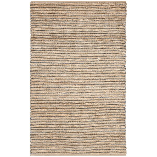 Chupp Hand-Woven Natural Area Rug by Highland Dunes