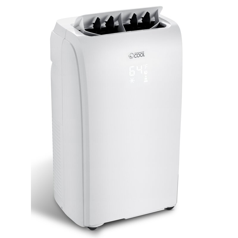 Commercial Cool 14 000 Btu Portable Air Conditioner With