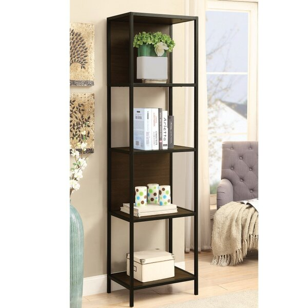 Mccafferty Minimalist Corner Unit Bookcase by Ivy Bronx