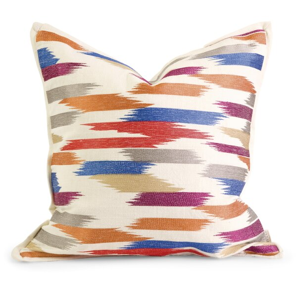 Englishcombe Cotton Throw Pillow by Bungalow Rose