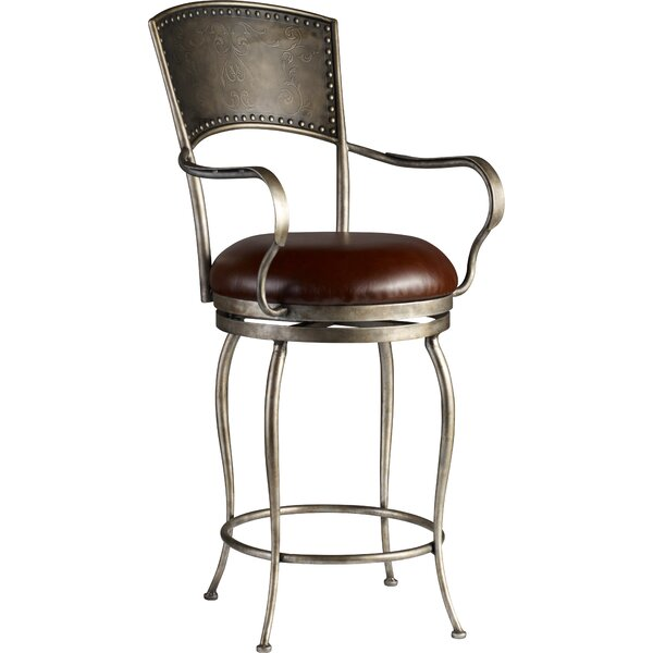 30.25 Swivel Bar Stool by Hooker Furniture