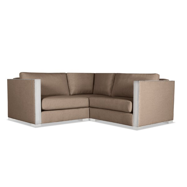 Steffi Symmetrical Modular Sectional by Orren Ellis