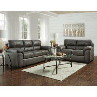 Farlend 2 Piece Standard Living Room Set by Red Barrel Studio®