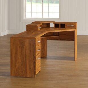 Leavy Reversible L-Shape Desk